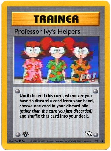 Professor Ivy S Helper